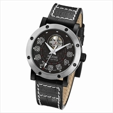 Epos Sportive Steel Black Arabic Watch - 3422