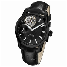 Epos Sophistiquee Black PVD Black Index Watch - 3424-OH