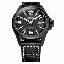 Epos Sportive Black PVD Black Arabic Watch - 3425)