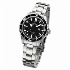 Epos Ladies Black Index Bracelet Watch - 4413)