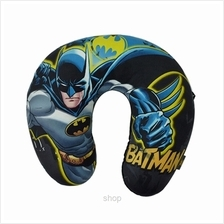 BATMAN U-Neck Travel Cushion (Batman Image Black)