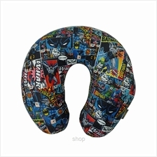 BATMAN U-Neck Travel Cushion (Comic Design)