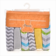OWEN Knit Washcloth 6Pcs Set - 6689Y