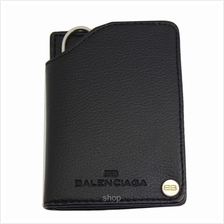 Balenciaga Stainless Steel Manicure Set in Leather Casing)