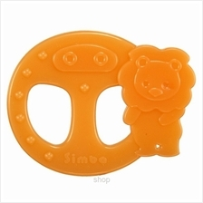 SIMBA Orange Flavor Silicone Teether