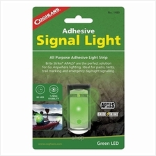 Coghlans Adhesive Signal Light - Green - 1480