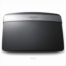 Linksys E2500 N600 Dual-Band Wireless Router - E2500-AP
