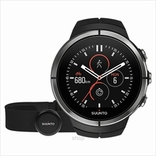 Suunto Spartan Ultra Black HR Watch - SS022658000