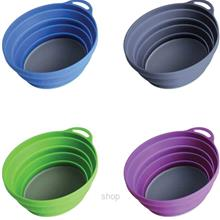 Lifeventure Ellipse Collapsible Silicon Flexibowl