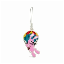 DQ Bag Tag Flying Rabbit - DQ-10323 BT