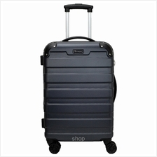 Slazenger SZ2528 ABS Expandable Spinner Case Luggage - 24 Inch