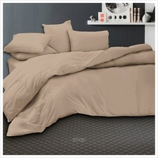 Essina 620TC Candies Collection Fitted Sheet Set Burlywood