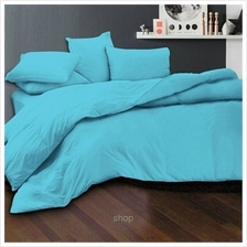 Essina 620TC Candies Collection Fitted Sheet Set Turquoise