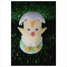 PORCELAIN HAND PAINTED DECORATION STATUE ANIMALS GIFT SS062