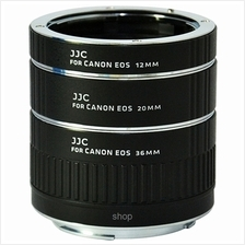 JJC Automatic Extension Tube for Canon EOS (12mm/20mm/36mm) - AET-CS