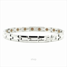 Criss Stainless Steel Ion Powder Energy Bracelet for Ladies - SSW-8146