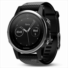 Garmin Fenix 5s Sapphire Black GPS Watch SEA - 010-01685-20