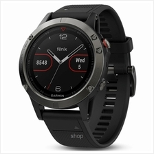 Garmin Fenix 5 Slate Gray GPS Watch SEA - 010-01688-50