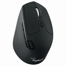 Logitech M720 Triathlon Multi-device Wireless Mouse - 910-004792
