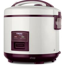 Trio 1.0L 700W Rice Cooker with Steamer Tray - TJC-100
