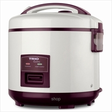 Trio 1.8L 700W Rice Cooker with Steamer Tray - TJC-183
