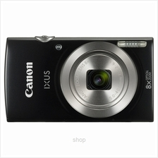 Canon IXUS 185 Digital Camera FREE 16GB + Case (Canon Warranty))
