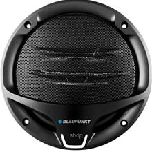 Blaupunkt 4-Way Quadaxial BGx 1664 N Car Speaker)