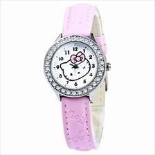 Hello Kitty Quartz Analogue Watch - HKFR-1396(S)