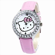 Hello Kitty Quartz Analogue Watch - HKFR-1396(L)