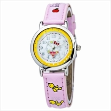 Hello Kitty Quartz Analogue Watch - HK1200CT-01B