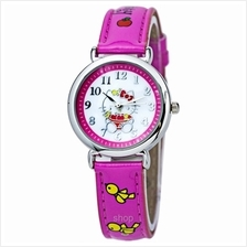 Hello Kitty Quartz Analogue Watch - HK1200CT-01C