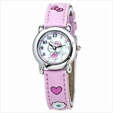 Hello Kitty Quartz Analogue Watch - HK1216CT-01A