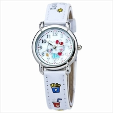 Hello Kitty Quartz Analogue Watch - HK1219CT-01B