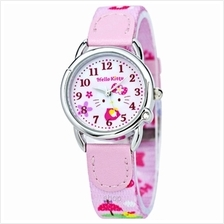 Hello Kitty Quartz Analogue Watch - HKFR-1004-08A