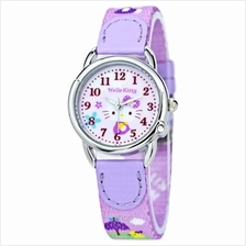 Hello Kitty Quartz Analogue Watch - HKFR-1004-08B