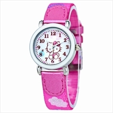 Hello Kitty Quartz Analogue Watch - HKFR-1206-08B