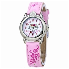 Hello Kitty Quartz Analogue Watch - HKFR-1207-09A