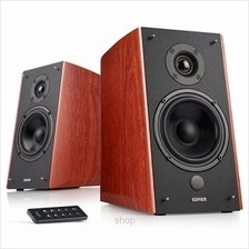 Edifier Bluetooth Bookshelf Speaker - R2000DB-Wood
