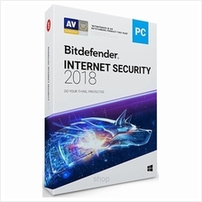 Bitdefender Internet Security 3D1Y - BIS-3D1Y