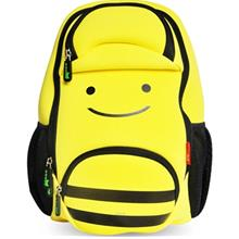 NOHOO Smile Face Kids Backpacks (For Above 6 Years Old) - NH001-YLW