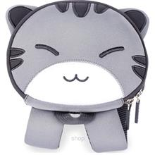 NOHOO Cat Face Anti-Lost Backpack (For Newborn-2 Years Old) - NH041