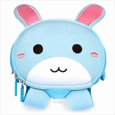 NOHOO Rabbit Face Anti-Lost Backpack (For Newborn-2 Years Old) - NH042