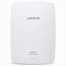 Linksys RE4000W N600 Dual-Band Wireless Range Extender - RE4000W-AP