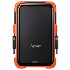 Apacer 1TB Military-Grade Shockproof Portable Hard Drive - AC630)