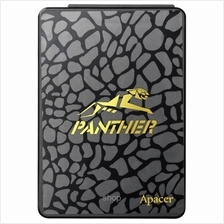Apacer 120GB Panther SATA III SSD Portable Hard Drive - AS340)
