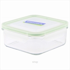 Glasslock Food Container Square 900ml - MCSB-090)