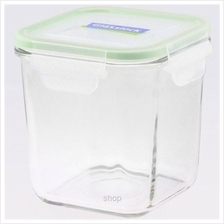 Glasslock Food Container Square High 920ml - MCSD-092)