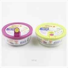 Easy & Free Matban 380ml Round Body Tritan Container (Assorted Color)