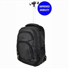 ccf7386124 Slazenger SZ3352T Rolling Backpack with Trolley with Improved Mobility - 20  In
