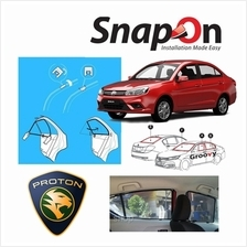 Groovy Proton SEDAN SNAP-ON 4.0 (MAGNET) Car Sunshades